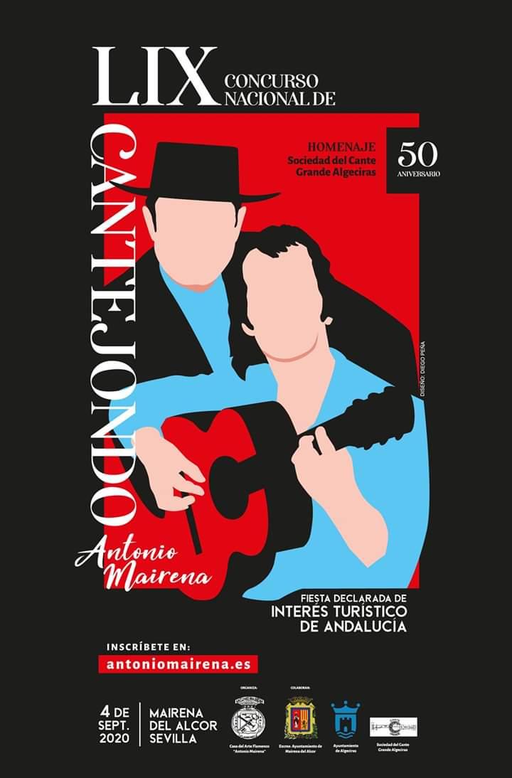 Publicadas las bases del Concurso de Cante Jondo Antonio Mairena 1