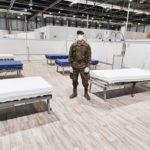 Varios militares carmonenses trabajan contra el Coronavirus 3