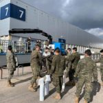 Varios militares carmonenses trabajan contra el Coronavirus 2