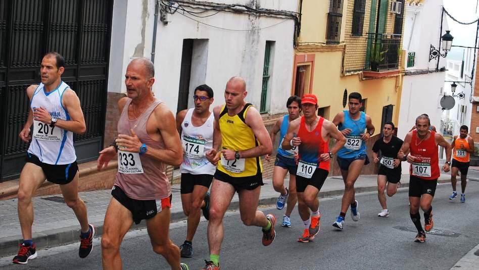 Va cogiendo forma la futura media maratón entre El Viso y Mairena 1
