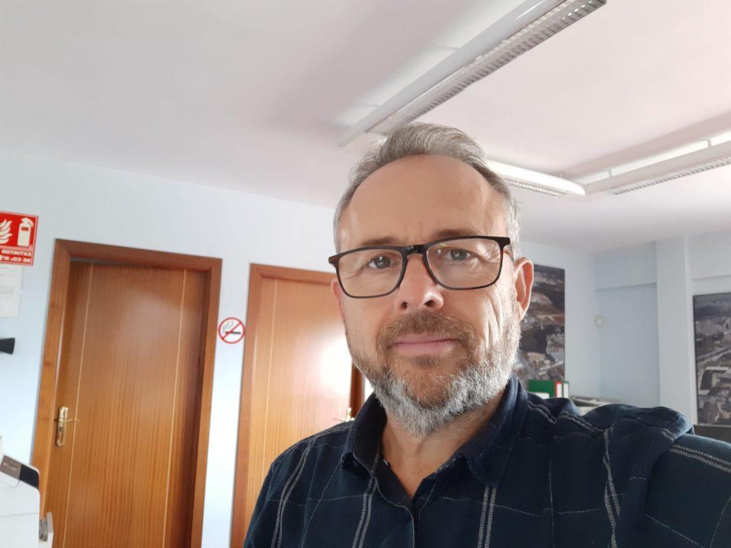 Entrevista a De los Santos Escalante 1