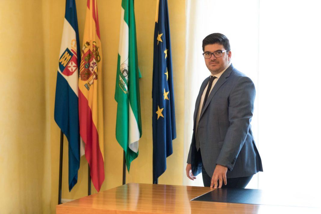 Entrevista a Gabriel Santos, alcalde de El Viso del Alcor 1
