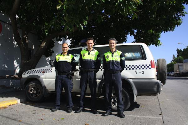 La Policía Local de Mairena ha puesto ya 90 denuncias durante el confinamiento 1