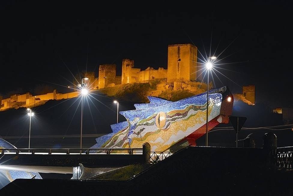 luminaria led en Alcalá