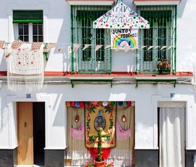 Noche de 'pescaíto' en El Viso pese a la suspensión de las Fiestas de la Santa Cruz 1