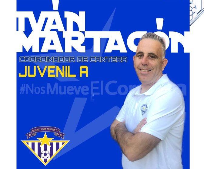 La Estrella elige a Iván Martagón como coordinador de cantera