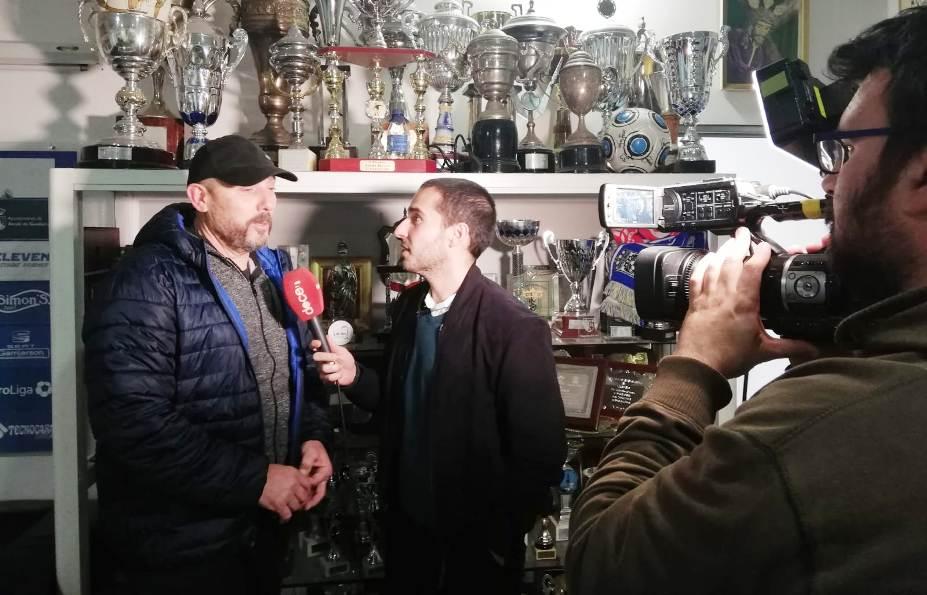 El Alcalá sigue apostando por Fede Jurado