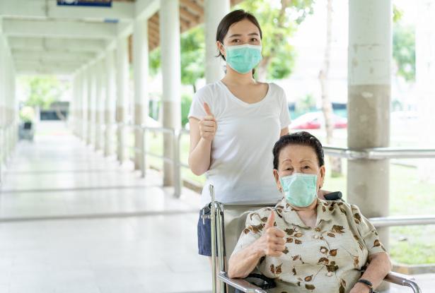 No hay positivos por coronavirus entre los trabajadores del Servicio de Ayuda a Domicilio 1