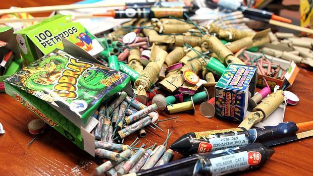 l Consejo Local de Medio Ambiente aprueba la regulación de la venta y el uso de material pirotécnico