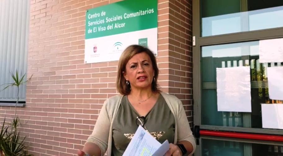 Servicios Sociales pone en marcha el servicio de comedor del Programa de Atención a la Familia