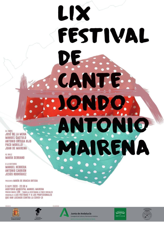 Venta de entradas del Festival de Cante Jondo Antonio Mairena