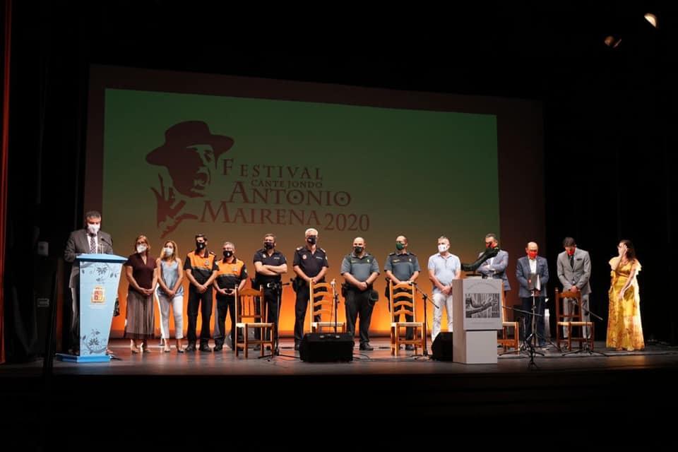 Festival de Cante Jondo Antonio Mairena 2020