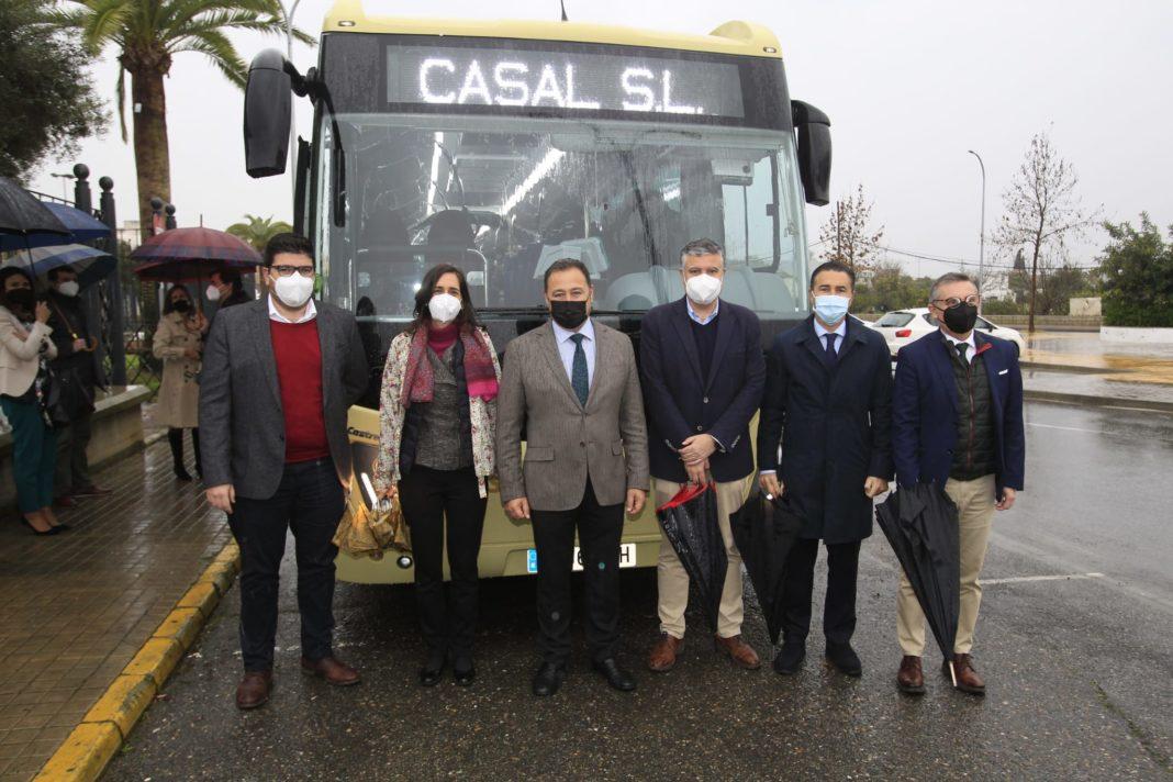 Los autobuses del Consorcio serán más seguros gracias al filtrado del aire 1