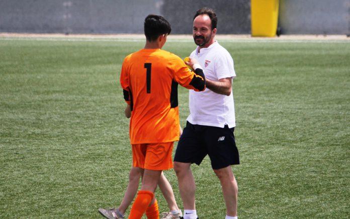 Mario García, nuevo entrenador de la UP Viso