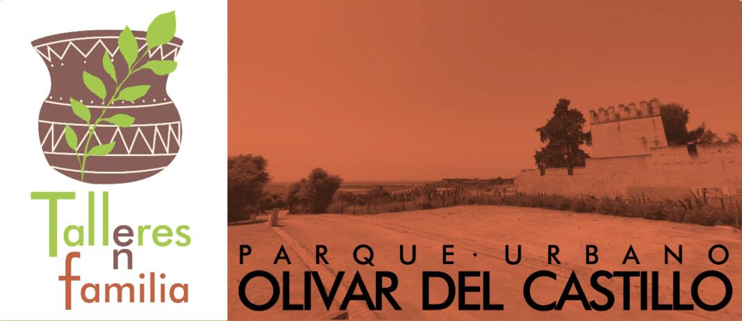 El presente eterno: Reserva de invitaciones para el taller en el parque del olivar del Castillo de Mairena del Alcor 1