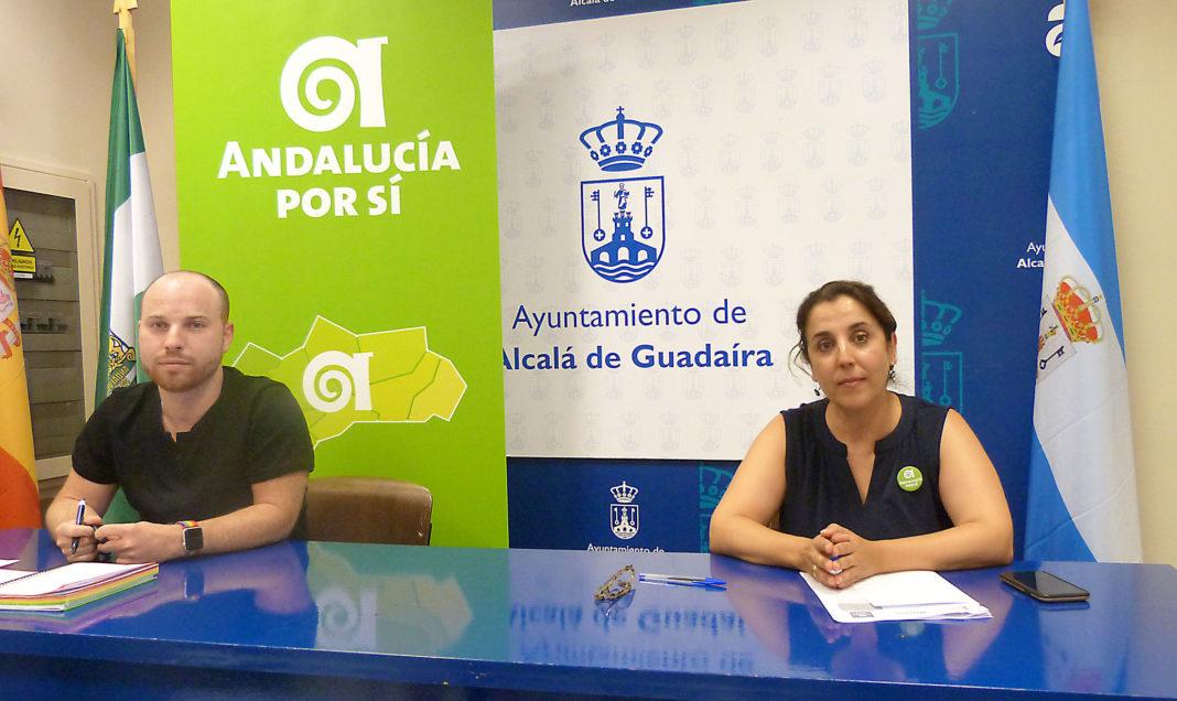 Los andalucistas proponen recuperar la Fuente del Perejil y crear la ruta de los manantiales de Alcalá 1